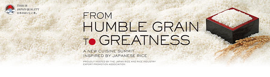 From Humble Grain to Greatness:A New Cuisine Summit Inspired by Japanese Rice